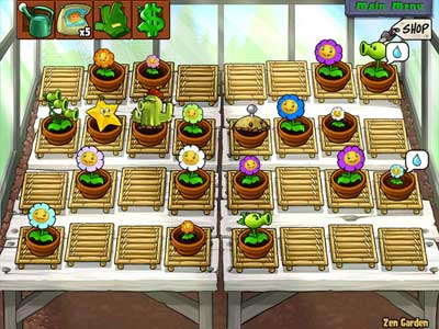 PLANTS vs  ZOMBIES ™ » FREE GAME at gameplaymania com