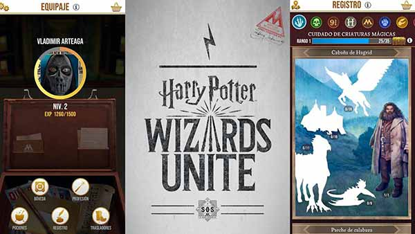 """Play Free HARRY POTTER: Wizards Unite (PC Game)"""" class="""