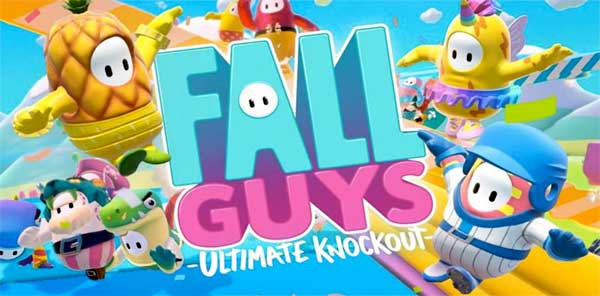 Play FREE FALL GUYS (BETA)