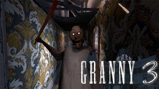Play Free GRANNY 3