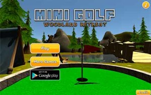 Image Mini Golf Woodland Retreat