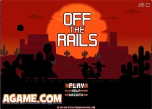 Image OFF THE RAILS