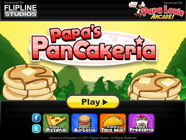 Image PAPA'S PANCAKERIA