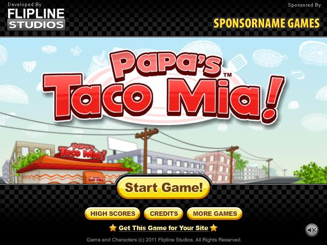 Image Papa's Taco Mia!