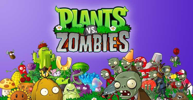 Image Plants vs. Zombies