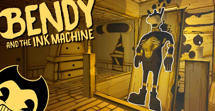 Image BENDY AND THE INK MACHINE