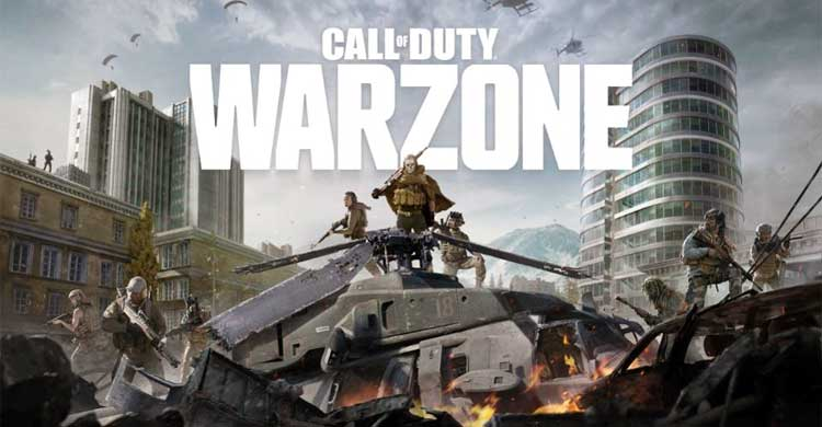 Image CALL OF DUTY: WARZONE Battle Royale