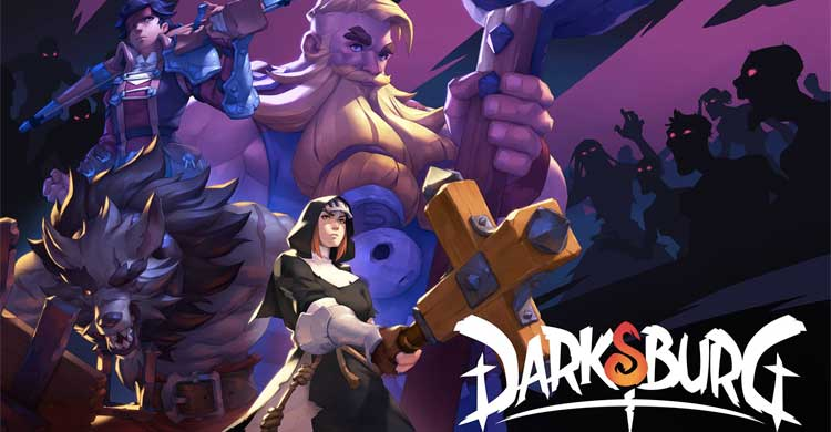 Play Free DARKSBURG (Closed Beta)