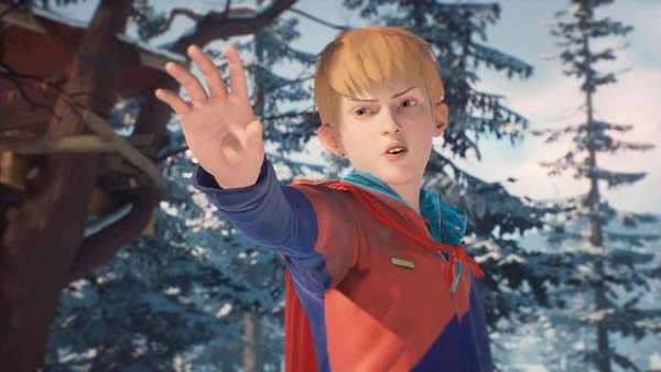Image The Awesome Adventures of CAPTAIN SPIRIT