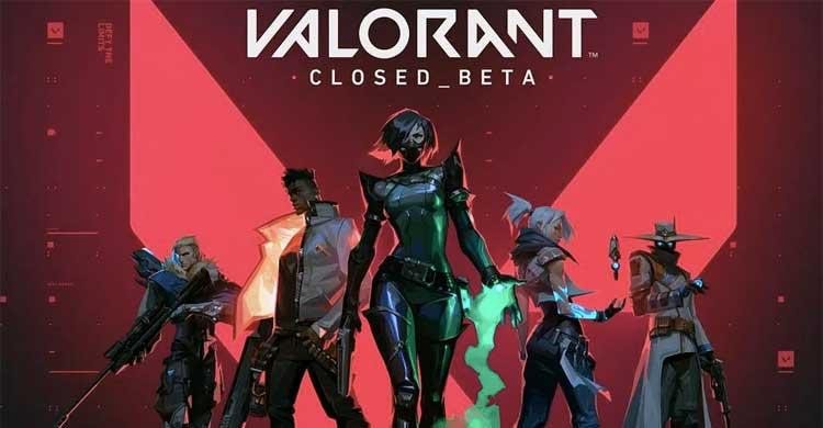 VALORANT (Closed Beta)