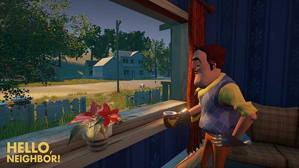 Image HELLO NEIGHBOR