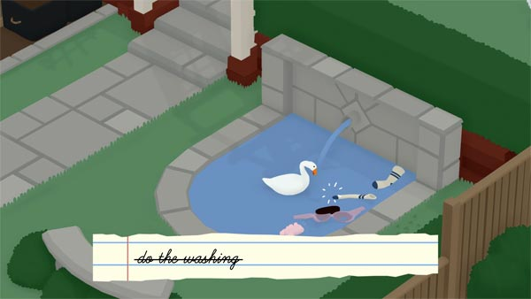 Image UNTITLED GOOSE GAME