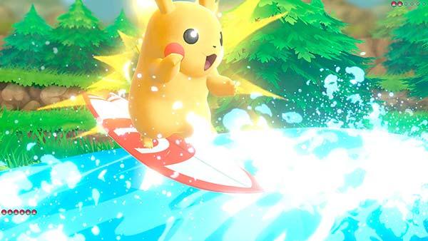 Image POKÉMON: Let's Go, Pikachu!