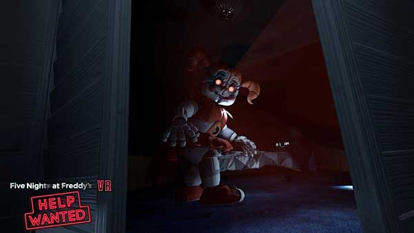 FIVE NIGHTS AT FREDDY'S VR ™: Help Wanted (FNAF 7 ...