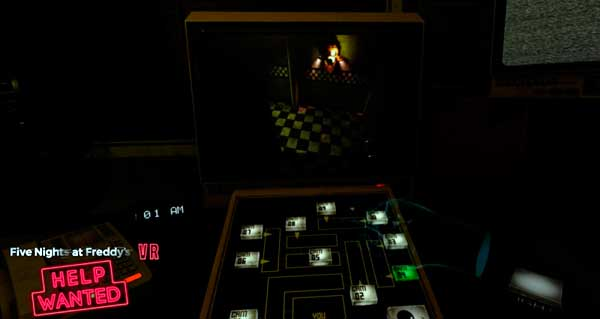 Image FIVE NIGHTS AT FREDDY'S VR: Help Wanted (PC) - FNAF 7