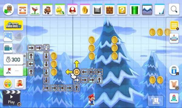 Image SUPER MARIO MAKER 2 (Online PC Game)